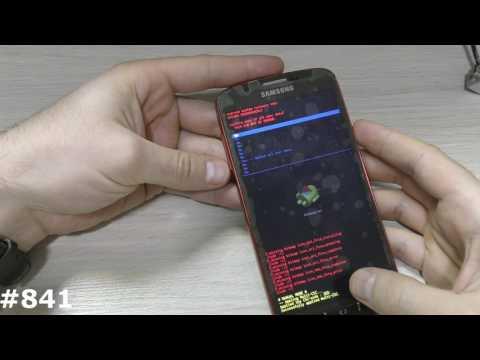 Сброс настроек Samsung S4 Active (Hard Reset Samsung Galaxy S4 Active GT-I9295)