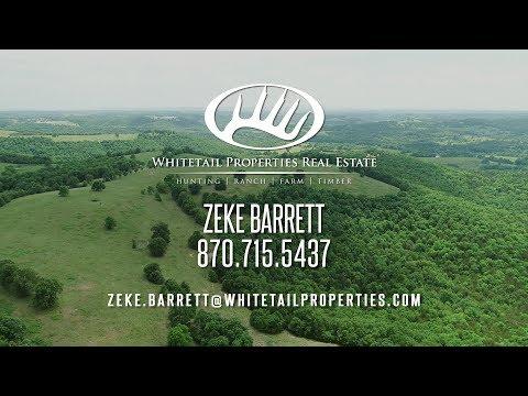 Walnut Ridge Farm - Boone Co AR 300 acres