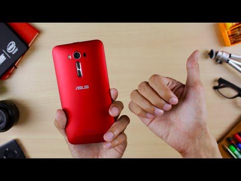 Unboxing ASUS Zenfone 2 Laser (ZE550KL) Snapdragon 410 + Comparison