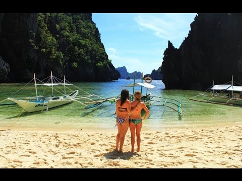 Number One  Paradise in the Philippines You must Go| El Nido Palawan | Travel Destination