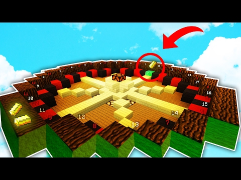 Minecraft Skybounds: MY NEW CASINO ROULETTE TABLE!