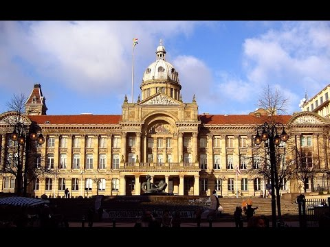 Places to see in ( Birmingham - UK )