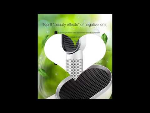 HEPA Air Purifier - Air Ioniser, Air Cleaning