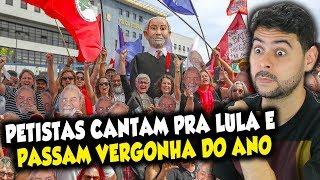 Petistas cantam música para LULA e passam vergonha do ANO