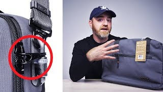 I designed my own perfect gadget bag