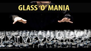 GLASS 'O' MANIA BOLLYWOOD INSTRUMENTAL MUSIC HARP PLAYER INDIA WEDDING RECEPTION CORPORATE EVENT