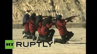 Pakistan: The world's most dangerous women? Elite female police unit in action
