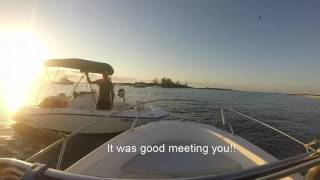Port Everglades Bimini Solo 18ft Boston Whaler