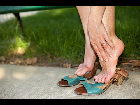 Home Remedies And Natural Treatment For Swollen Ankles