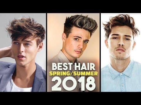 5 BEST Spring/Summer Men's Hair Trends 2018 | BluMaan