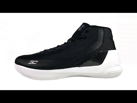 Under Armour Curry 3 Unboxing & Review!