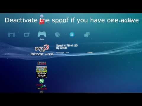[PS3] Ferrox 4.82 CFW Installation + Download - EASY