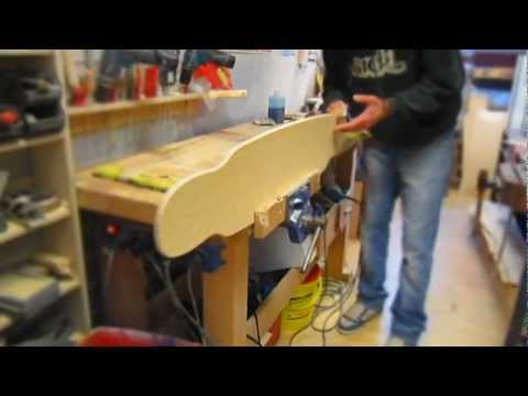 Xtensionboards. How we build a bamboo dancer.