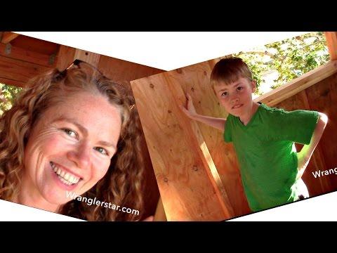 Jack's Treehouse Surprise