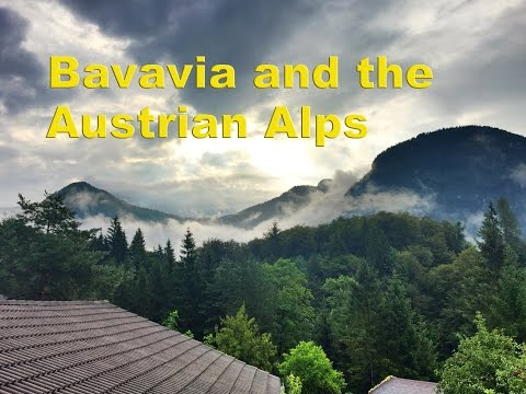 Bavaria  and Austrian Alps Travelogue - The Adventures of Pat and Penny