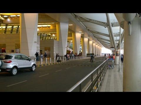 Indira Ganddhi International Airport IGI - New Delhi Airport - Terminal 3 مطار دلهي الدولي