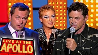 11 Best Bits of Series 2: Jack Dee, Lee Mack & Rich Hall | Live at the Apollo | BBC Comedy Greats
