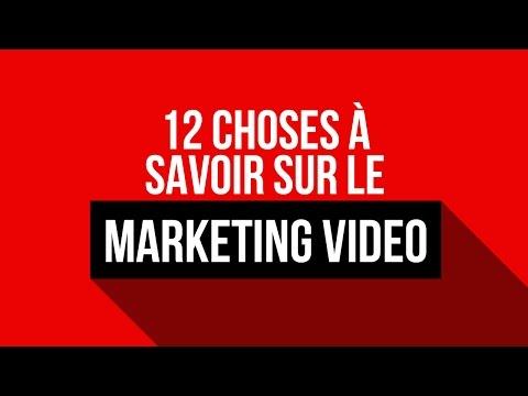 12 Choses à Savoir sur le Marketing Vidéo - Agence Numérique Genius