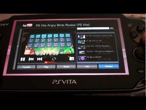 How to watch Youtube on PS Vita (PS Vita Youtube) Remote Play