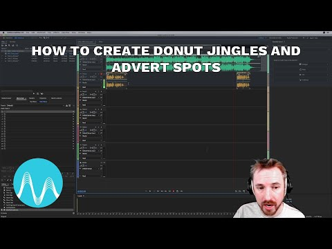 How to Create Donut Jingles and Advert Spots