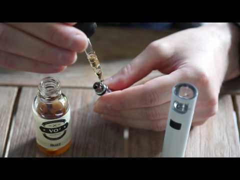 Aspire PockeX Setup Video by Vapouroxide