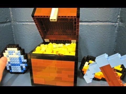 LEGO Chest - Minecraft