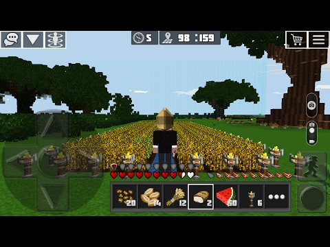How to Make Wheat Farmland | FARMING #2