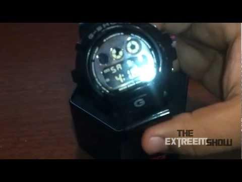 Metallic G-Shock