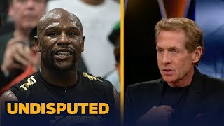 Mayweather says Conor lasting 12 rounds would be a