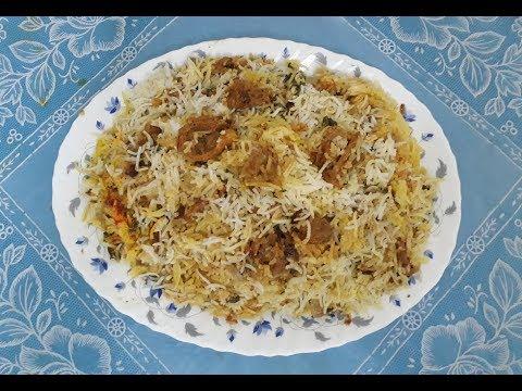 World Famous Hyderabadi Mutton Dum Biryani l How To Make Authentic Hyderabadi Mutton Dum Biryani
