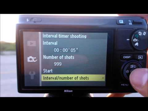 Time Lapsing - Taking time lapse photography with Nikon 1 [HD video]