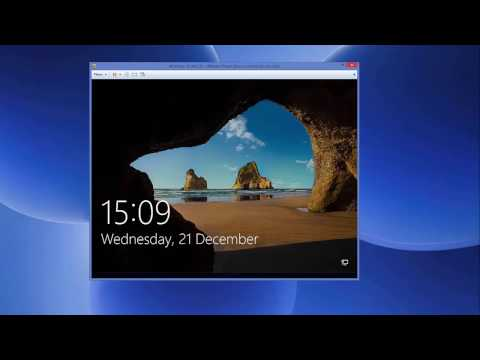 How to change Windows 10 screen size in VMware - Install VMware Tools in a Windows guest