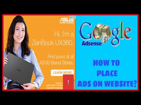 How To Place Ads On Blog? (Wordpress and Blogger)