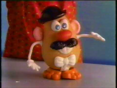Mr. Potato Head Commercial (1988)