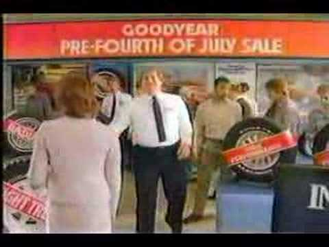 1984 Goodyear Commercial #2