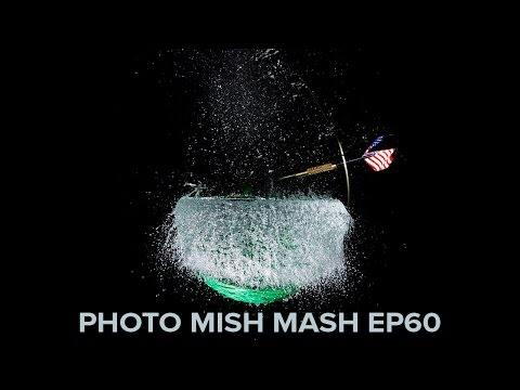 Photo Mish Mash EP 60: Ankle Deep in Dark Water