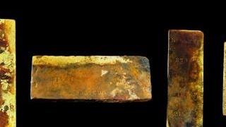 Ship of gold: Famous shipwreck treasure found