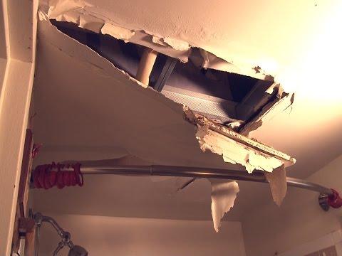 HOUSING WATER:  Public Housing Residents Demand Repairs