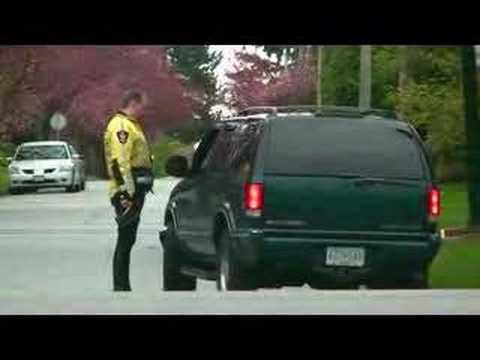 Laser Jammer vs Police Laser Speed Trap in Vancouver