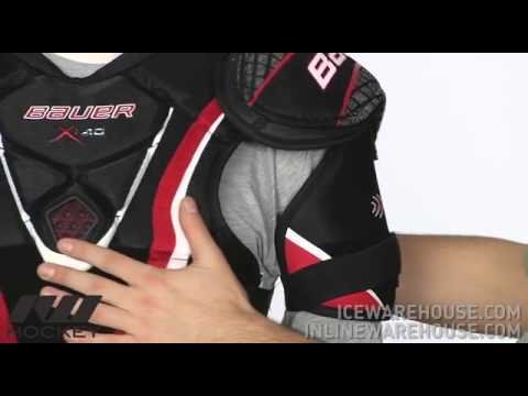 Hockey Shoulder Pad Sizing