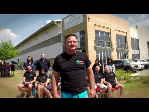 Saint-Gobain Gyproc South Africa Ice Bucket Challenge