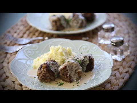 How to Make Swedish Meatballs | Beef Recipes | AllRecipes