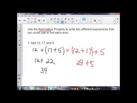 sec2 1 Pre Alg Properties of Numbers