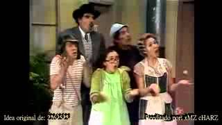 EL CHAVO DEL 8 VS DRAGON BALL Z