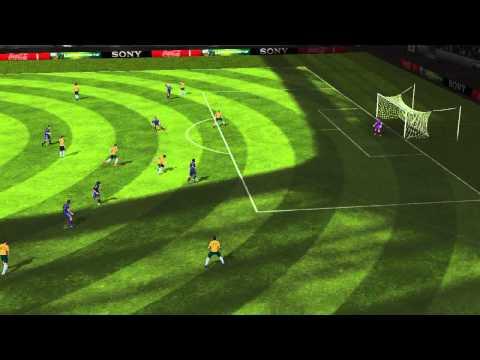 FIFA 14 Android - Japan VS Australia