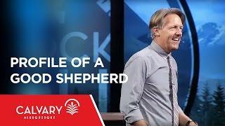 Profile of A Good Shepherd - 1 Peter 5:1-4