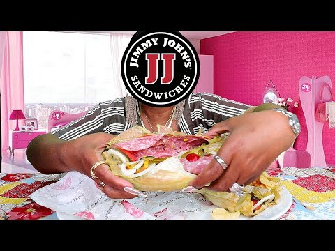 Jimmy Johns Unwich, Youtuber's I'd like to meet.