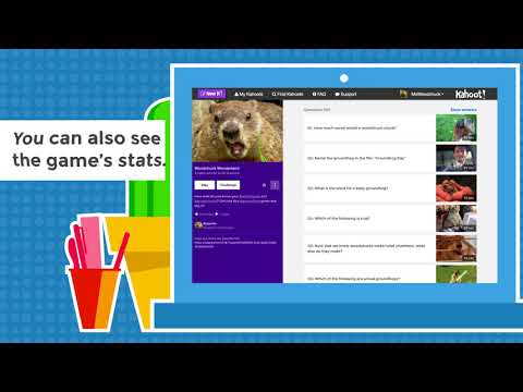 Host Kahoot! games - a step-by-step guide