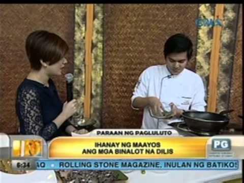 Unang Hirit: Kitchen Hirit: Ginataang Dilis
