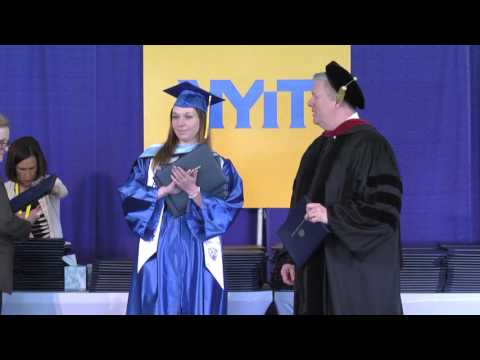 NYIT College of Arts and Sciences: 2017 Commencement
